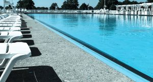 Woodhaven pool